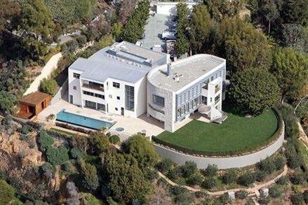 Tom Hanks 26 Million Pacific Palisades Mansion Hollywood Homes