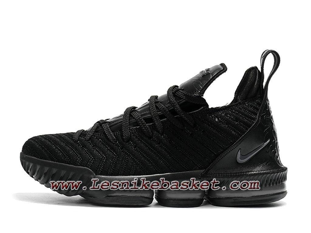 c5cbf60ff99 Basket Nike Lebron 16 Chaussures NIke Prix 2018 Pour Homme  Noires-1808073929 - Merci pour Acheter Discount Sneaker sur le site Les Nike  Sneaker Officiel ...