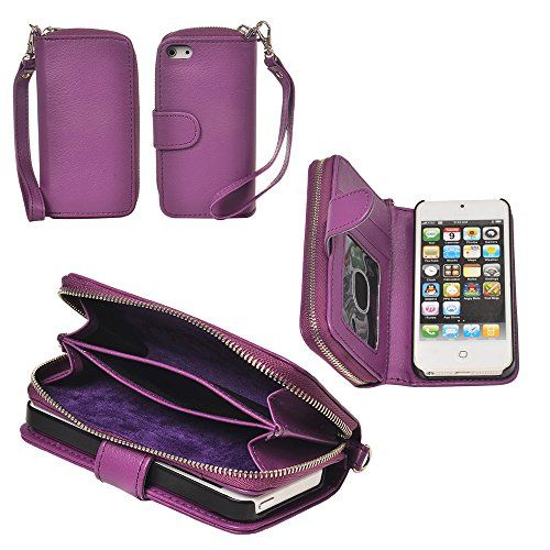 Apple iPhone 5 Flip Case, Harryshell (TM)3 Fold Zipper Magnet Wallet Leather Pouch Case With Card Slot for Apple iPhone 5 5s Free for Screen Protector and Stylus (7) Harryshell http://www.amazon.com/dp/B00R5HEEI0/ref=cm_sw_r_pi_dp_dLDJvb0RWV27S