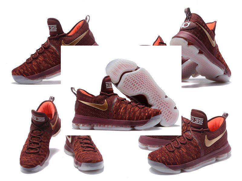 852409 696 2016 kd 9 christmas the sauce deep burgundy metallic red bronze 2017 new arrival click image to close