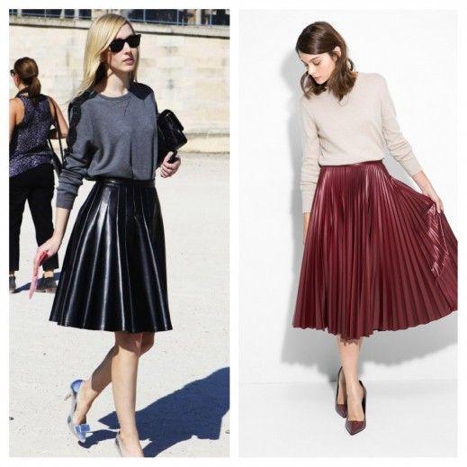 62b30e10c Pin de Luz Diaz en elita la bonita | Faldas plisadas, Faldas y Ropa