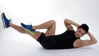 Abdominal, Abs, Exercise, Body, Fitness