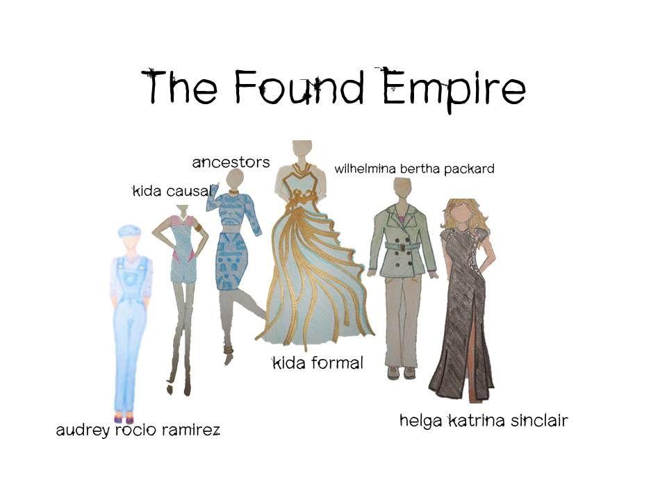 The found Empire