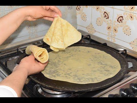 خبز التورتيلا طاكوس السريع والناجح في دقائق بدون اختمار بأسهل طريقة Tortilla Bread Youtube Cooking Recipes Desserts Cooking Cream Food Drinks Dessert