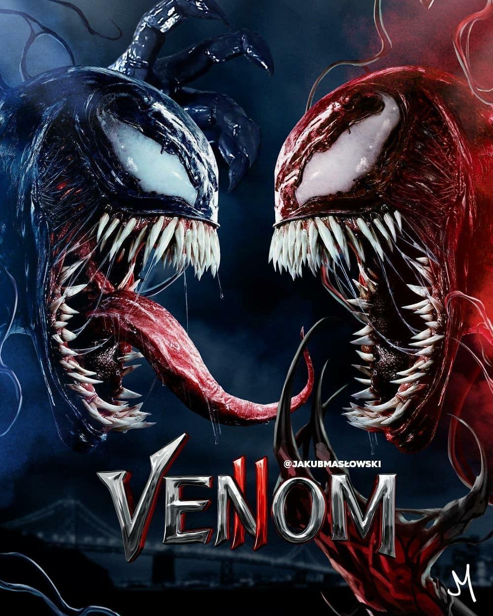 Venom 2 Trailer: Watch Woody Harrelson's Bloody Fight Against Tom Hardy