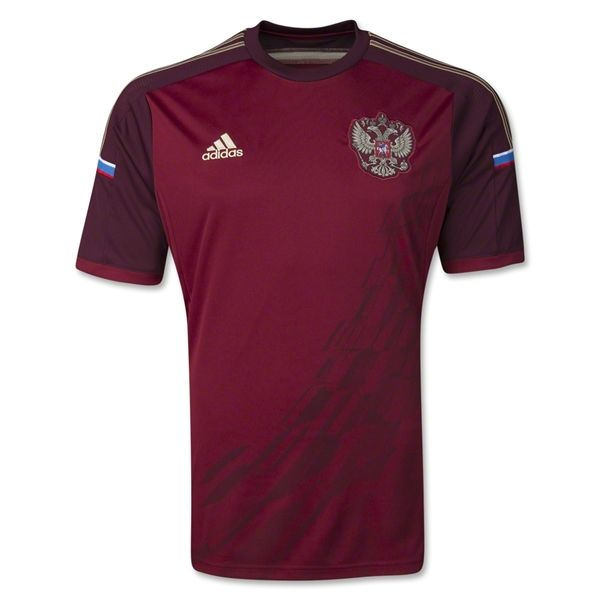 Russia 2014 World Cup Home Shirt (Official)