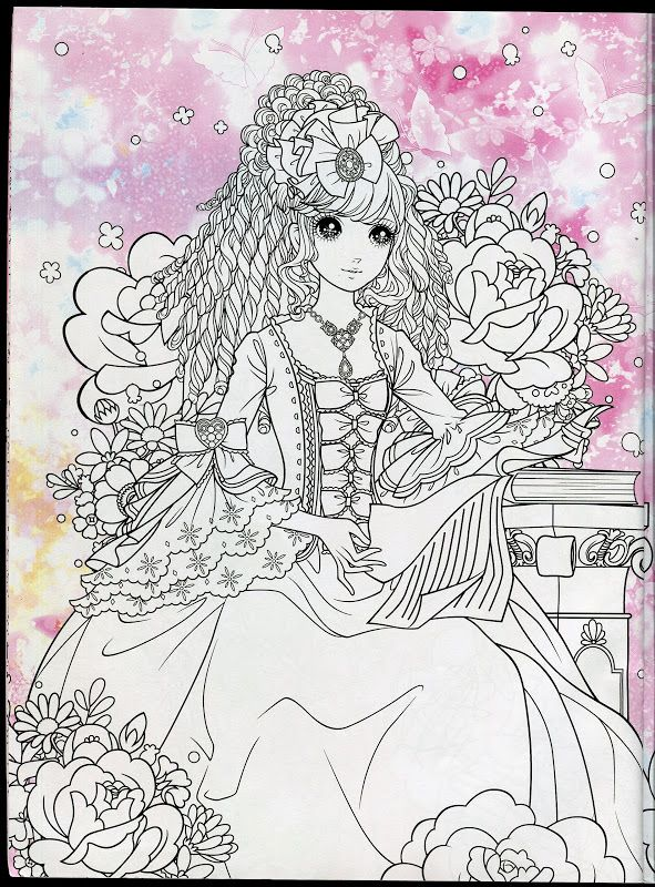 prinzessin druckbare malvorlagen princess coloring book 1