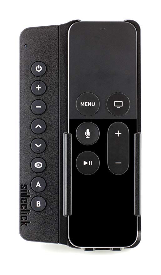Sideclick Universal Remote Attachment for