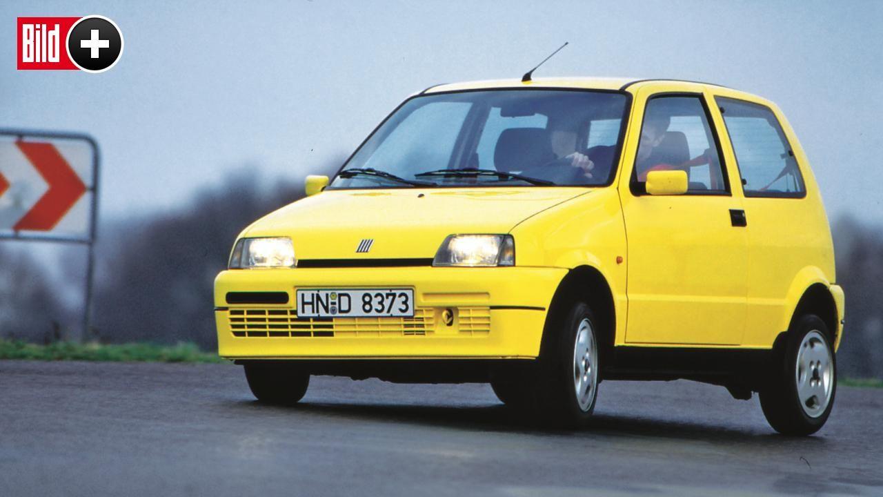 Gebrauchter Fiat 500 Sporting Sooooo viel Spaß für unter