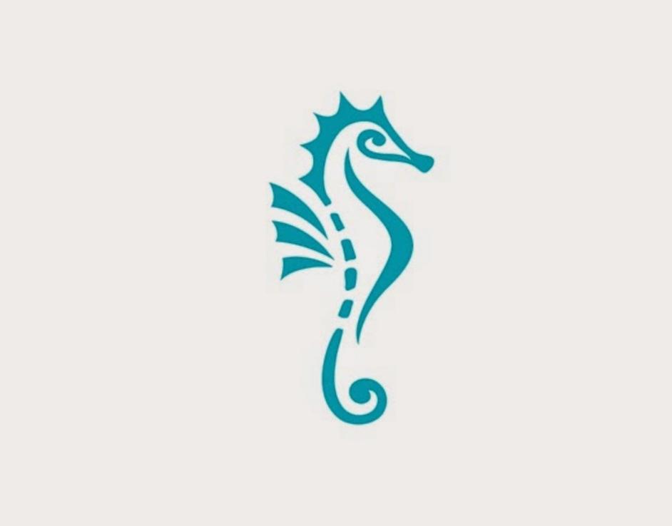 Seahorse Más Cavalluccio Marino Tattoo Ideen Seepferdchen E Maori