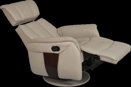 fauteuil relax pivotant brisbane ce fauteuil de relaxation est totalement confortable socle. Black Bedroom Furniture Sets. Home Design Ideas