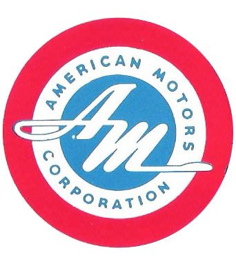 American Motors Corporation Motor Logo American Motors