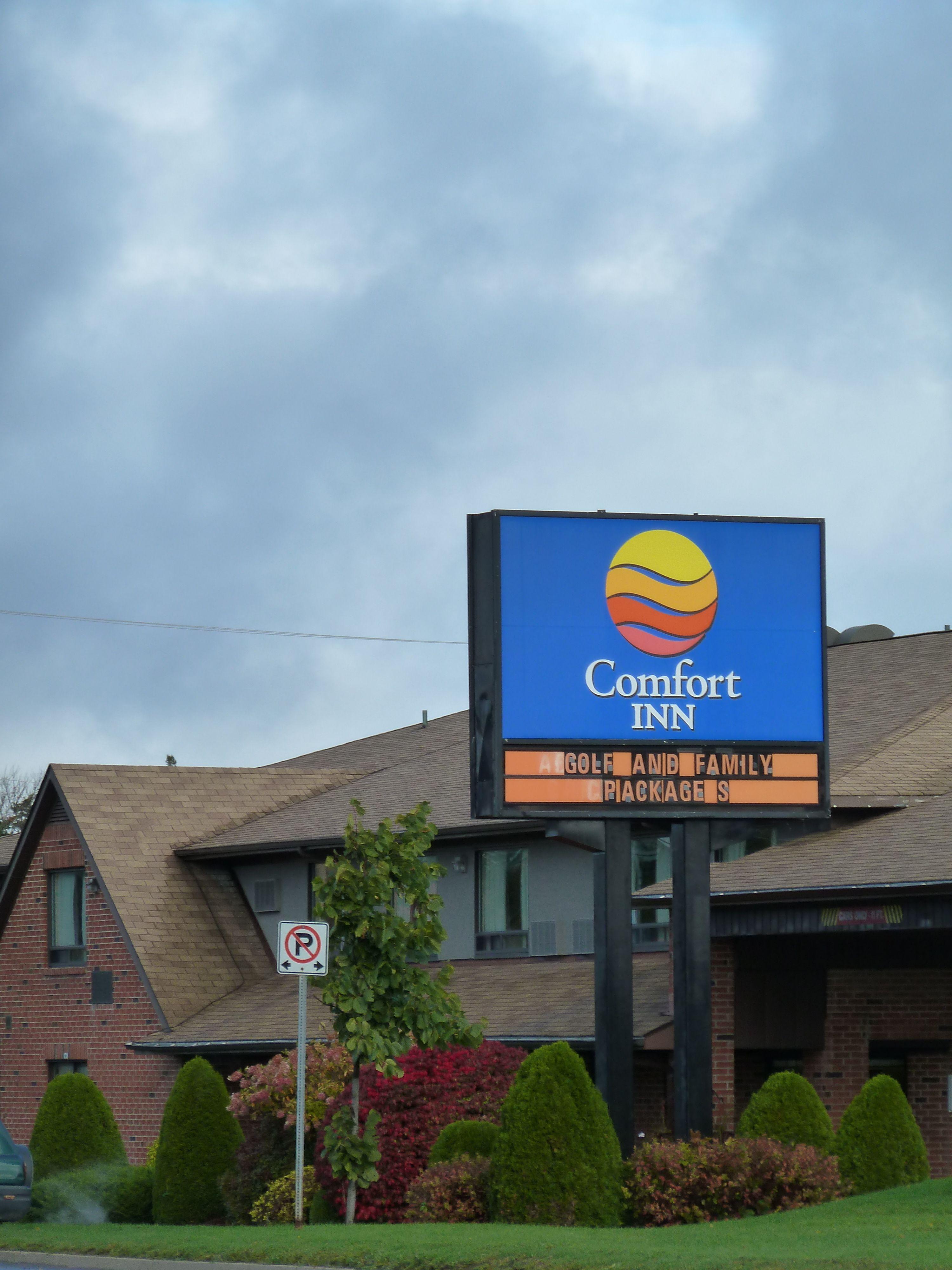 Comfort Inn Fredericton New Brunswick Fredericton New