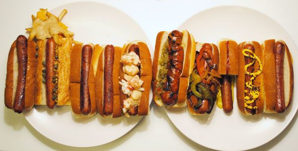 9 Oscar Dogs Inspired by the 2013 Best Picture Nominees | Serious Eats