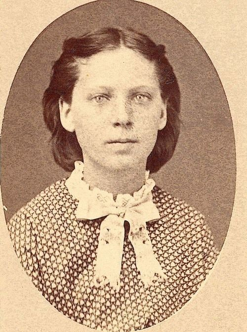 Sophia German Who Was Taken Captive With Her Sisters Catherine