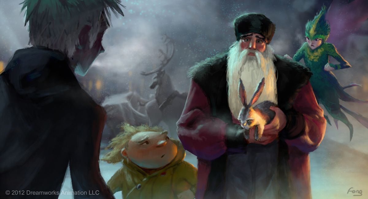 Beat Sleigh Crash Copy Jpg 1200 649 Rise Of The Guardians Guardians Of Childhood Animation News