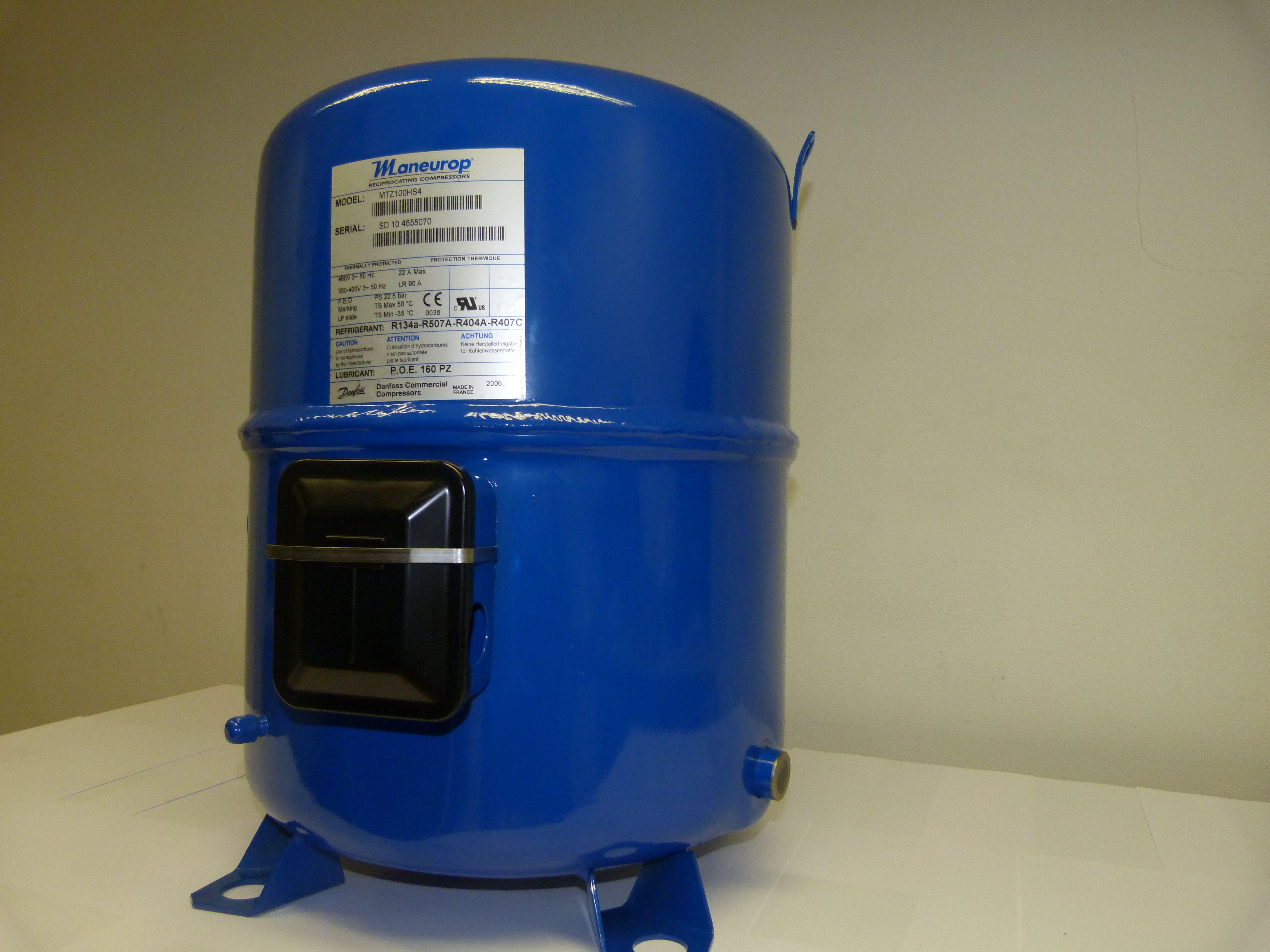 Maneurop Compressor Kitchen appliances