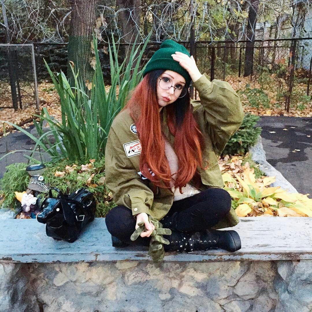 Style | Clothes | Look | Anastasia Shpagina
