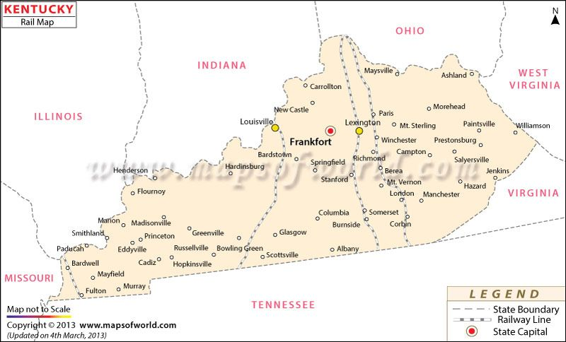 kentucky road map kentucky highway map 1000 images about maps on