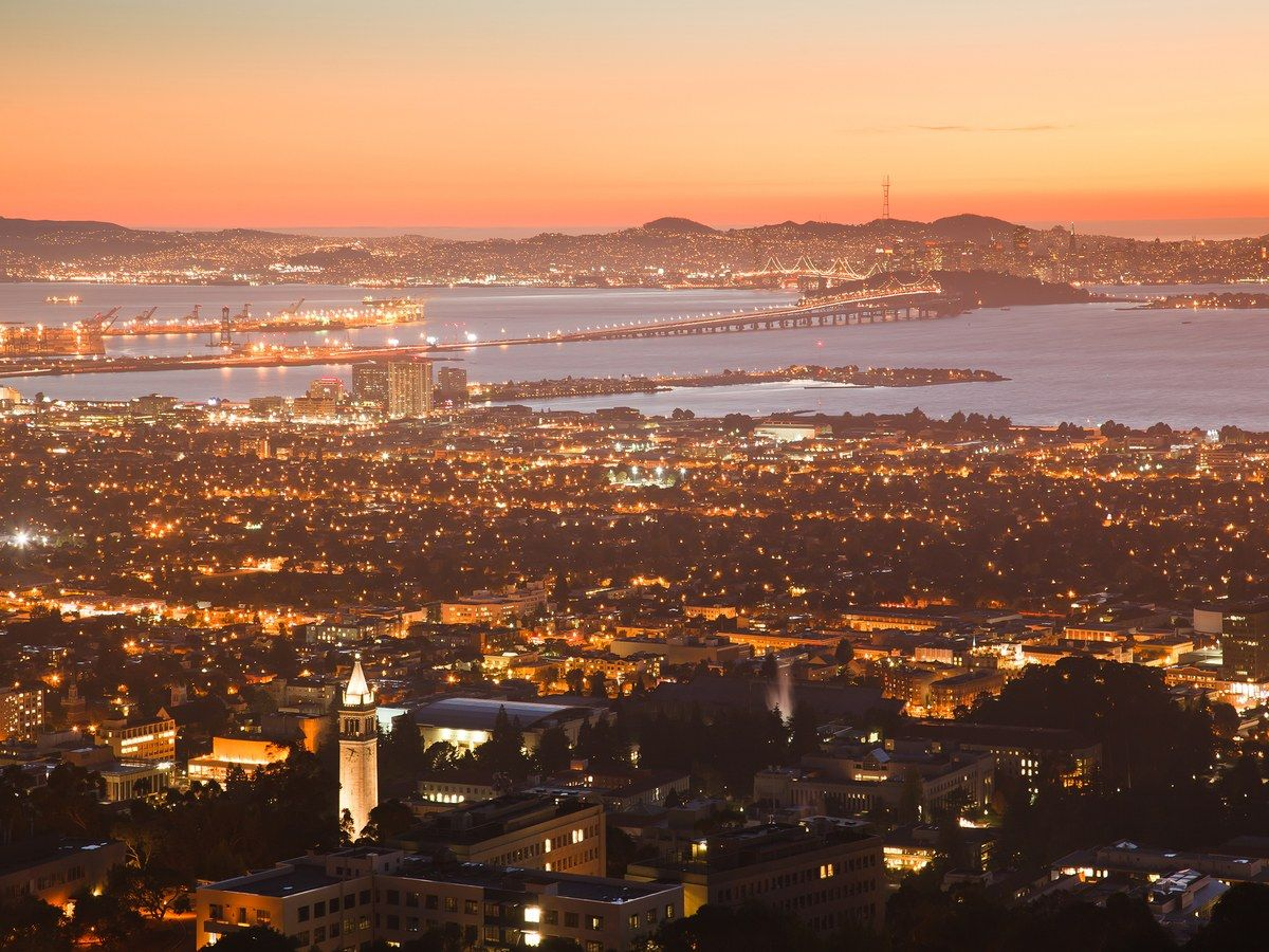 The Perfect Day (and Night) in Berkeley, California