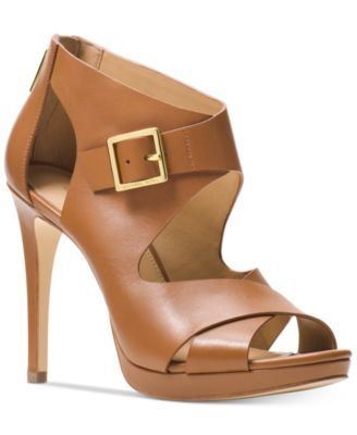 3fe12945d5da MICHAEL Michael Kors Kimber Platform Sandals