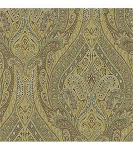 Waverly Upholstery Fabric Karaj Paisley Mineral Home Decor Rhpinterest: Paisley Home Decor At Home Improvement Advice