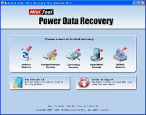 1 Minitool Power Data Recovery Free Edition Limit Of 1gb Data
