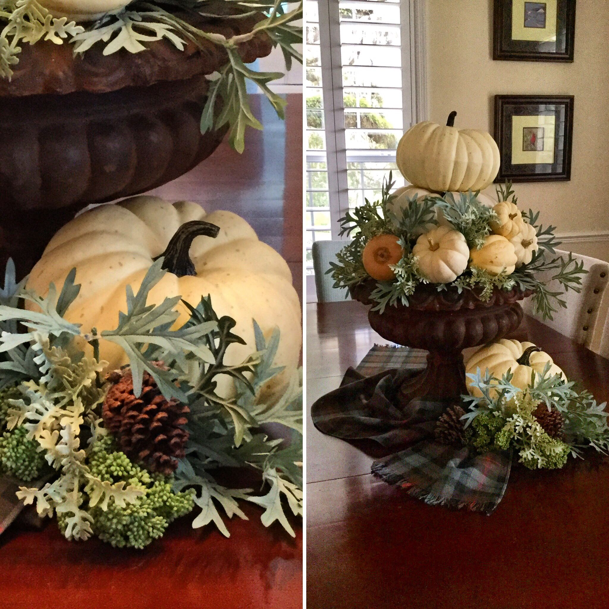 Pin by Lisa Langlois Matlock on Thanksgiving Pinterest - Halloween Table Decorations Pinterest