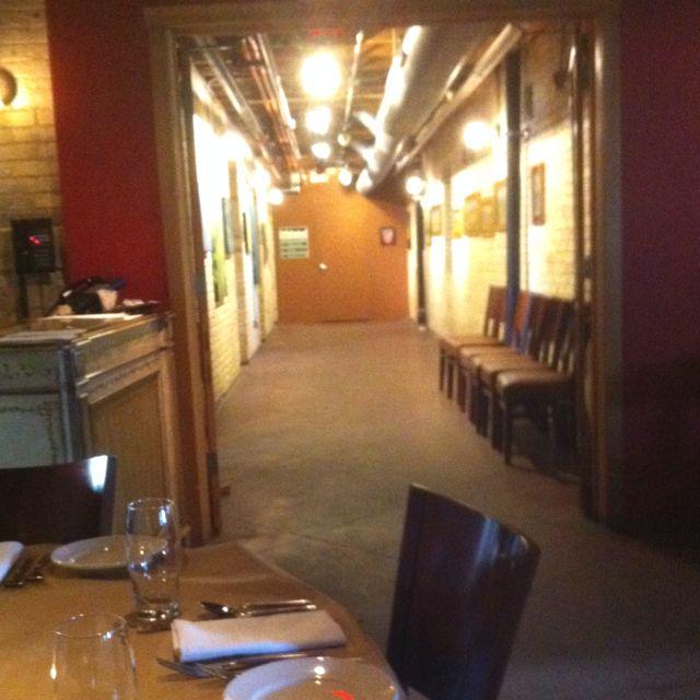 Traverse City Mental Hospital Restaurant