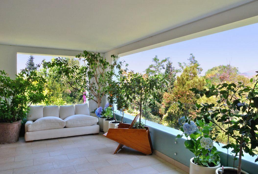 Balcony Interior Design with Modern Style Arquitectura Pinterest
