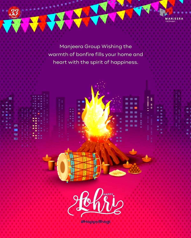 Happy Bhogi Like the sweetness of pongal, hope you explore all kinds of sweetness that life provide