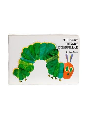 The Very Hungry Caterpillar book | #OOPSeasonsReadings | Pinterest ...
