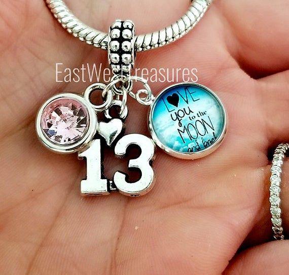 Daughter Granddaughter with Enamel Cupcake 8th Birthday Girl Gift Idea Charm Bangle Bracelet