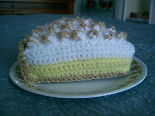 Sherry's Crochet Food 087 by PrettyCranium, via Flickr