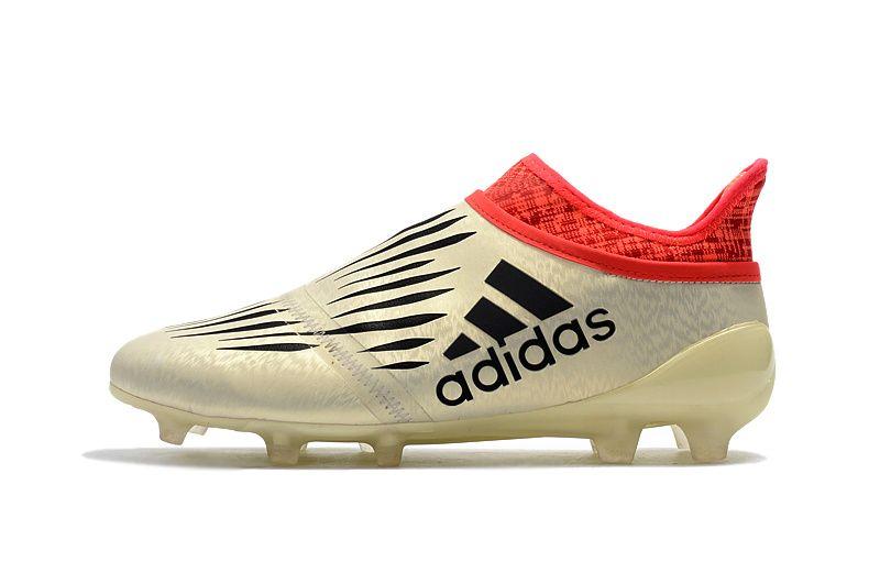 gold football cleats adidas