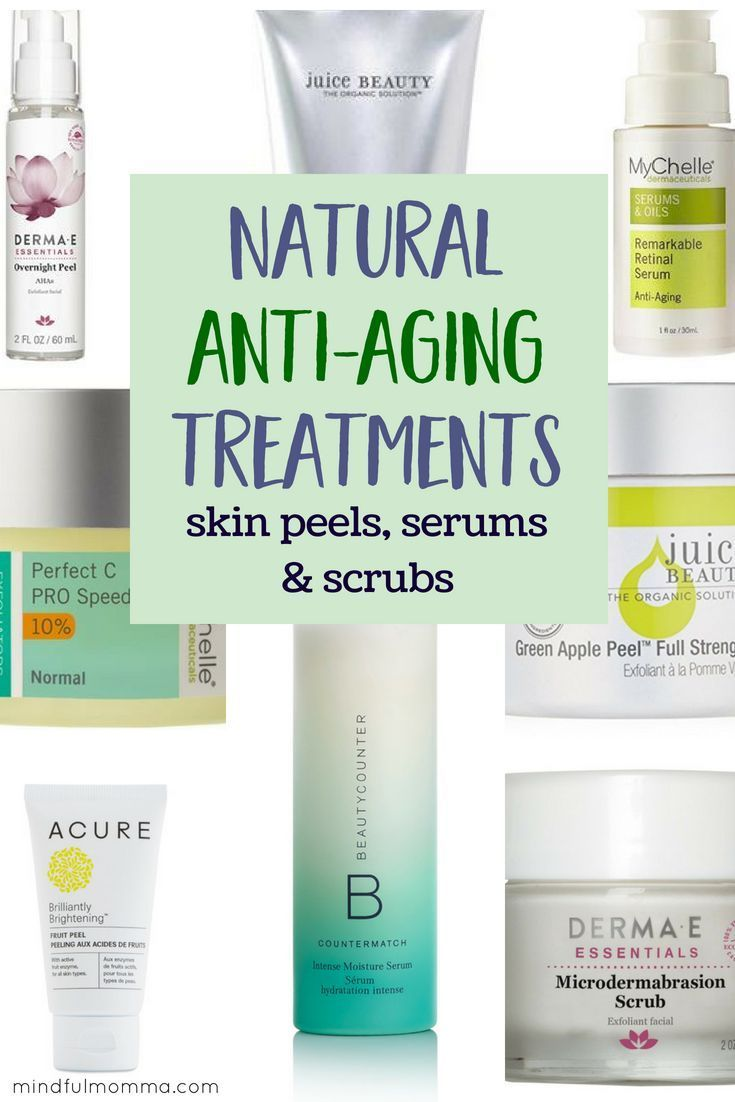 Discover natural antiaging skin care treatments that use alpha and