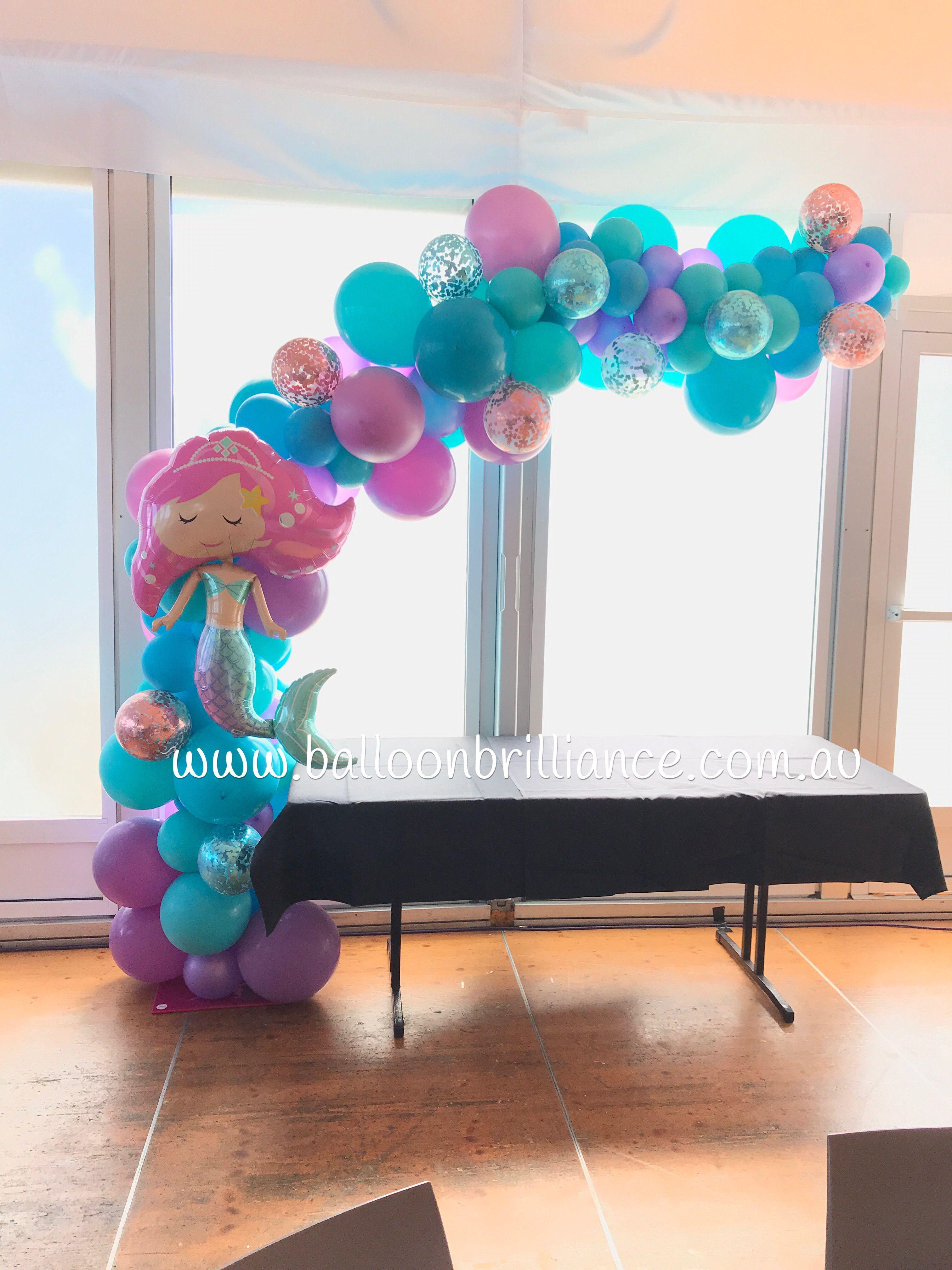 Pin de boombox en globos cumplea os de sirena fiestas - Globos fiesta cumpleanos ...