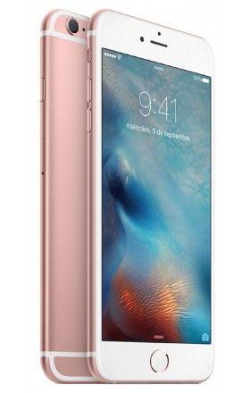 Iphone 6s Plus 16gb Rose Gold Iphone Iphone Celulares Apple Iphone