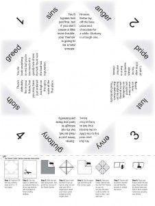downloadable paper fortune teller cootie catcher party ideas wedding wedding games. Black Bedroom Furniture Sets. Home Design Ideas