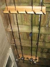 Fishing Poles Storage Ideas   Bing Images