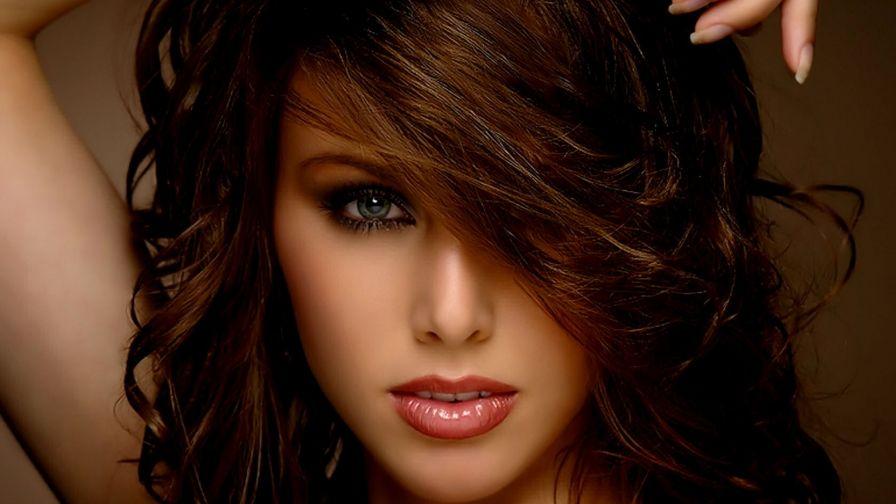 A Beautiful Face Hd Wallpaper No 019 Hd Wallpapers Hair Salons