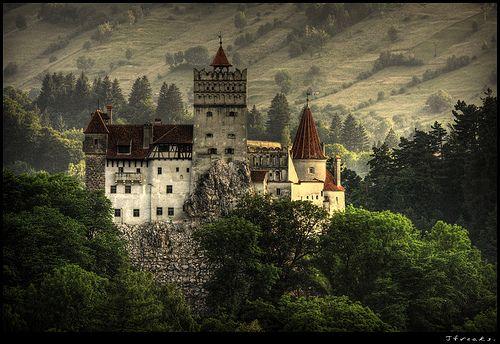 Castillo de Bran Transilvania en Rumanía
