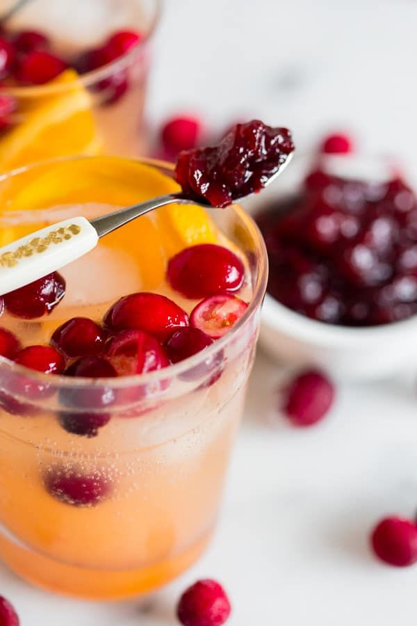 Cranberry Fizz Cocktail Recipe: This Cranberry Gin Fizz Is A Great Addition To Your