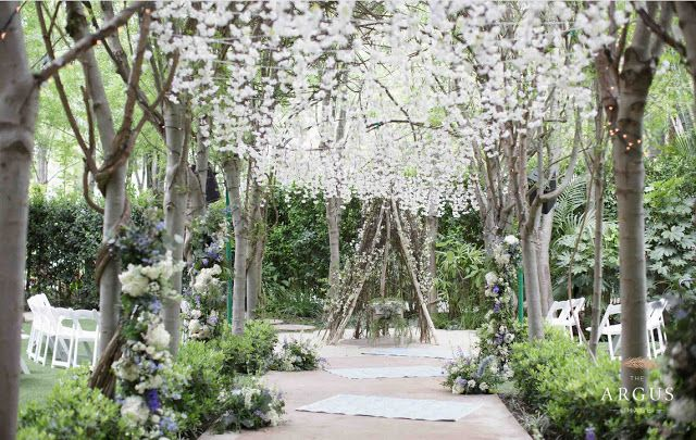 Best Outdoor Wedding Venues In Southern California hartley botanica ...