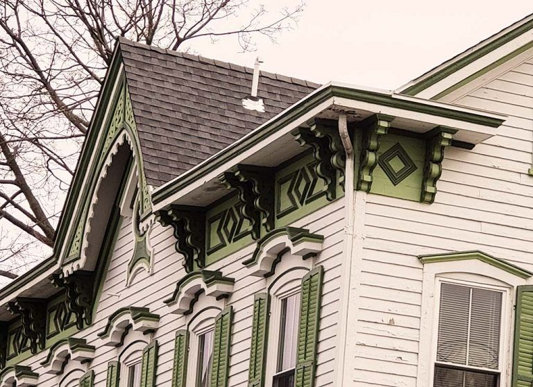 Yankee Gutters K Style Gutters Built In Or Box Gutters Oldhouseguy Blog In 2020 Box Gutter Gutters Craftsman Style Homes