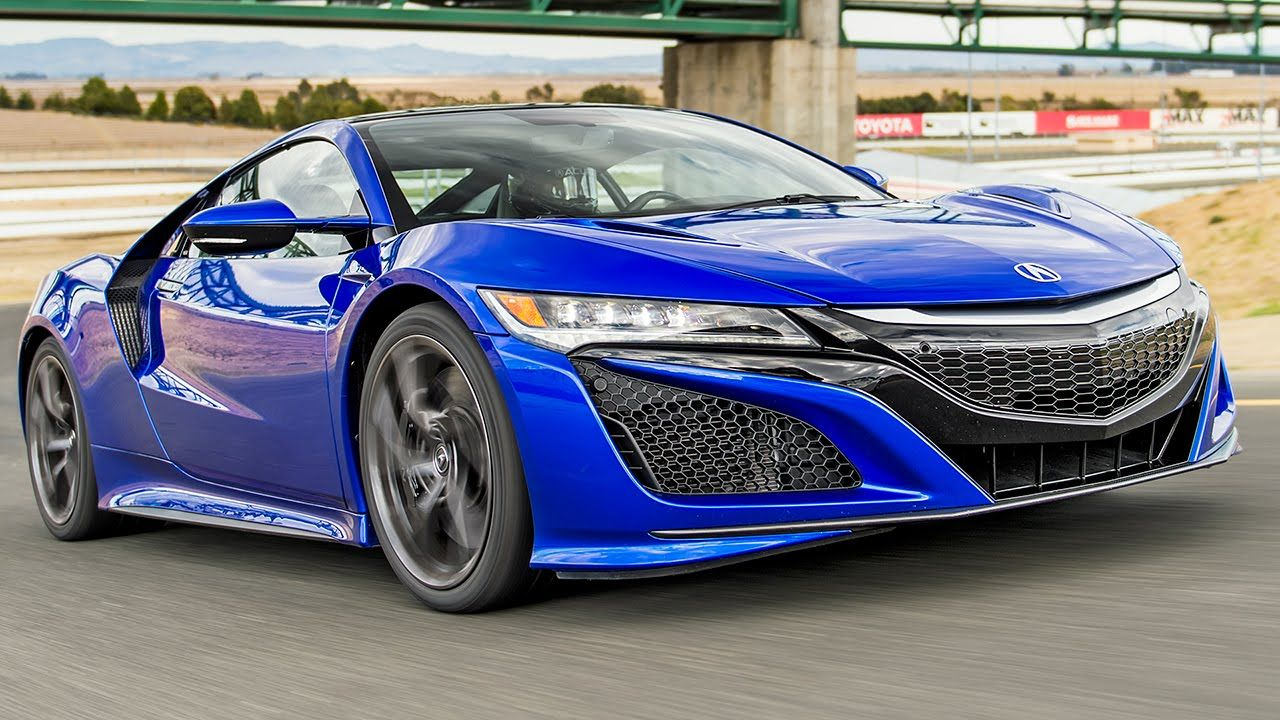 2017 acura nsx the slowest supercar in the world ignition ep rh pinterest com