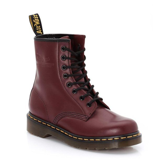 look good shoes sale detailing classic Stivaletti con lacci in pelle liscia | Boots in 2019 ...
