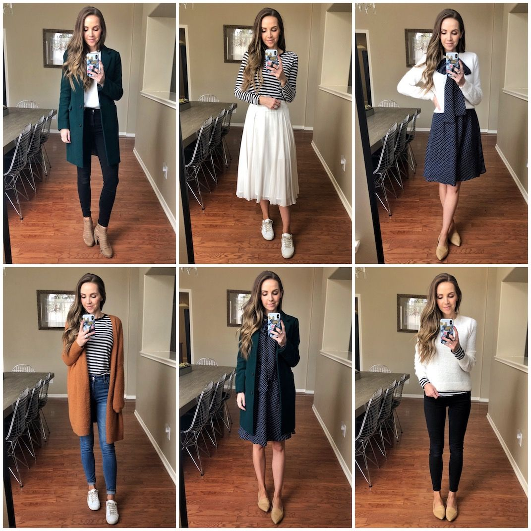 How To Build A Capsule Wardrobe (13 Pieces, Dozens Of Outfits