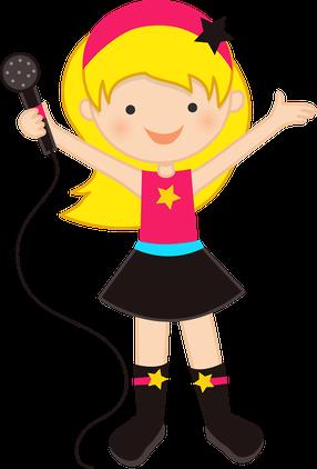 Musica Minus Meninas Desenhos Infantis Imagens Fofinhas