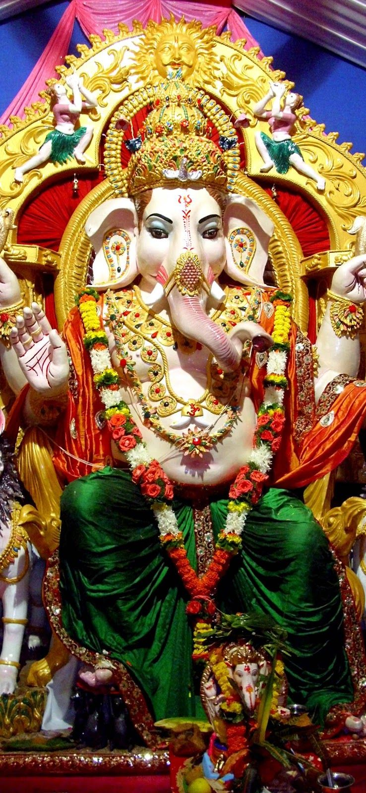 Lord Ganesha Ultra Hd Wallpapers For Mobile And Pc Background In